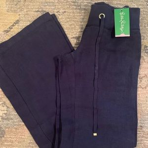 Lilly Pulitzer Linen Pants- NWT